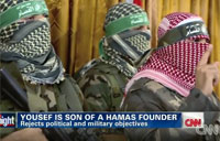 Son of Hamas Founder Reveals Intentions