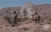 Army Calls in A-10 to Battle Alien Monster