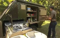 The Swiss Army Knife of Camping Trailers