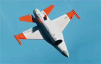 Boeing QF-16 Unmanned Moving Target
