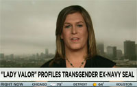 Former SEAL Talks Transgender Journey