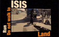 Welcome to the Islamic State Land