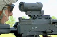 Heavy Weapon Accessories Live Firing Test