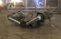 NASA's Space-Digging RASSOR Robot