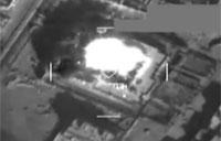 U.S. Strikes ISIL Storage Facility in Syria
