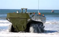 Lockheed Martin and BAE Systems' ACV Candidates