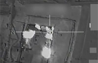 French Fighters Strike ISIS Logistics Depot
