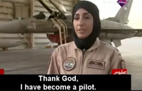 Meet the Female Pilot Who Bombed ISIS
