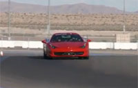 Transformers Day at Exotics Racing Las Vegas