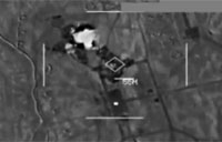 U.S. Strikes ISIL Weapons Storage Facility in Syria