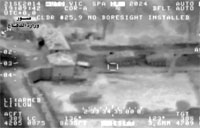 Iraqi Air Force Strikes Terrorist Compound