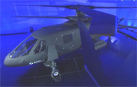Sikorsky S-97 Raider Attack Helicopter Unveiled