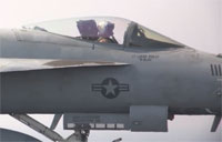 U.S. Navy Aircraft Continue Strikes on ISIL