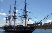 Sailors of the USS Constitution