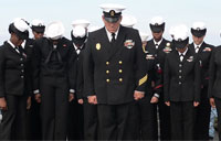 USS Cole Memorial Ceremony