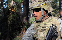 AUSA 2014: Lack of Black Combat Arms Officers?