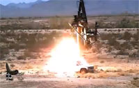 AUSA 2014: Raytheon's Upgraded Excalbur Munition