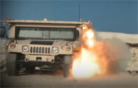 AUSA 2014: Next Step in Active Vehicle Protection