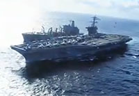 Carl Vinson Carrier Strike Group Checks into 5th Fleet