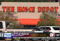 Military Vet Reacts to Home Depot Discount Story