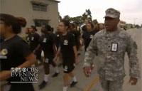 ChalleNGe Academy Cadets Sing About Home