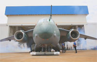 KC-390 Military Transport Aircraft Rollout