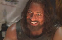 Dark Military Humor in 'Hercules'