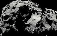 Spacecraft to Orbit Comet for One Year