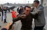 US Sailors Attacked by Crowd in Turkey