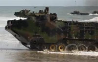 Marine Recon and Amphibious Assault