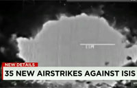 Coalition Launches Air Strikes Against ISIS