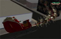 2014 Norad Tracks Santa Trailer