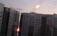 Militia Launches Rockets from Residential Area