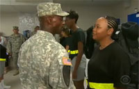 'Tough Love' Drives National Guard Camp