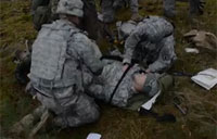 Paratroopers Conduct Time-Sensitive Target Training