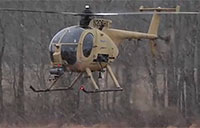 AACUS Transforms Helicopter into Drone