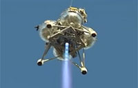 Morpheus Lander Reaches 800 Ft in Free Flight