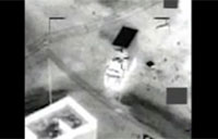 Coalition Air Strike on Daash VBIED in Iraq