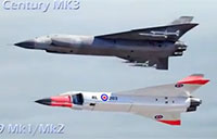 CF-105 Arrow Supersonic Fighter Simulation