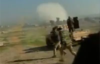 Peshmerga Detonate VBIED Before it Hits Target