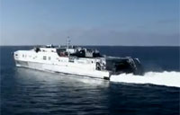 U.S. Navy's Joint High Speed Vessel - JHSV