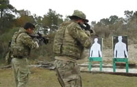 Air Force EOD at TMG Range