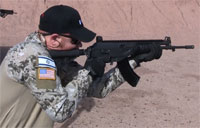 Shot Show 2015: IWI's Galil Rifle