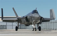F-35 Close Air Support Testing