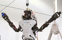DARPA's Atlas Robot Gets Upgraded