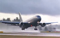 Boeing KC-46 Tanker Completes First Flight