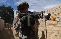 Soldiers Make Pre-mob Training More Realistic