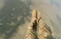 Airman POV of Parachute Jump!