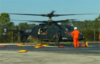 Sikorsky S-97 Starts Bladed Ground Runs