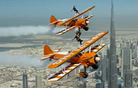 Breitling Pays Homage to Famous 'Barnstormers'